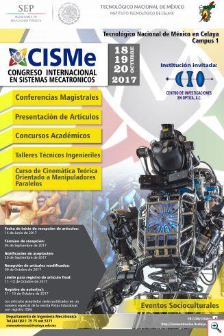 Cartel CISMe 1 - 10a revision